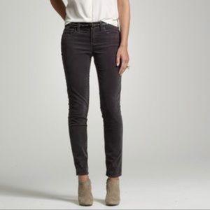 J.Crew Vintage Matchstick Skinny Leg Corduroy Pant